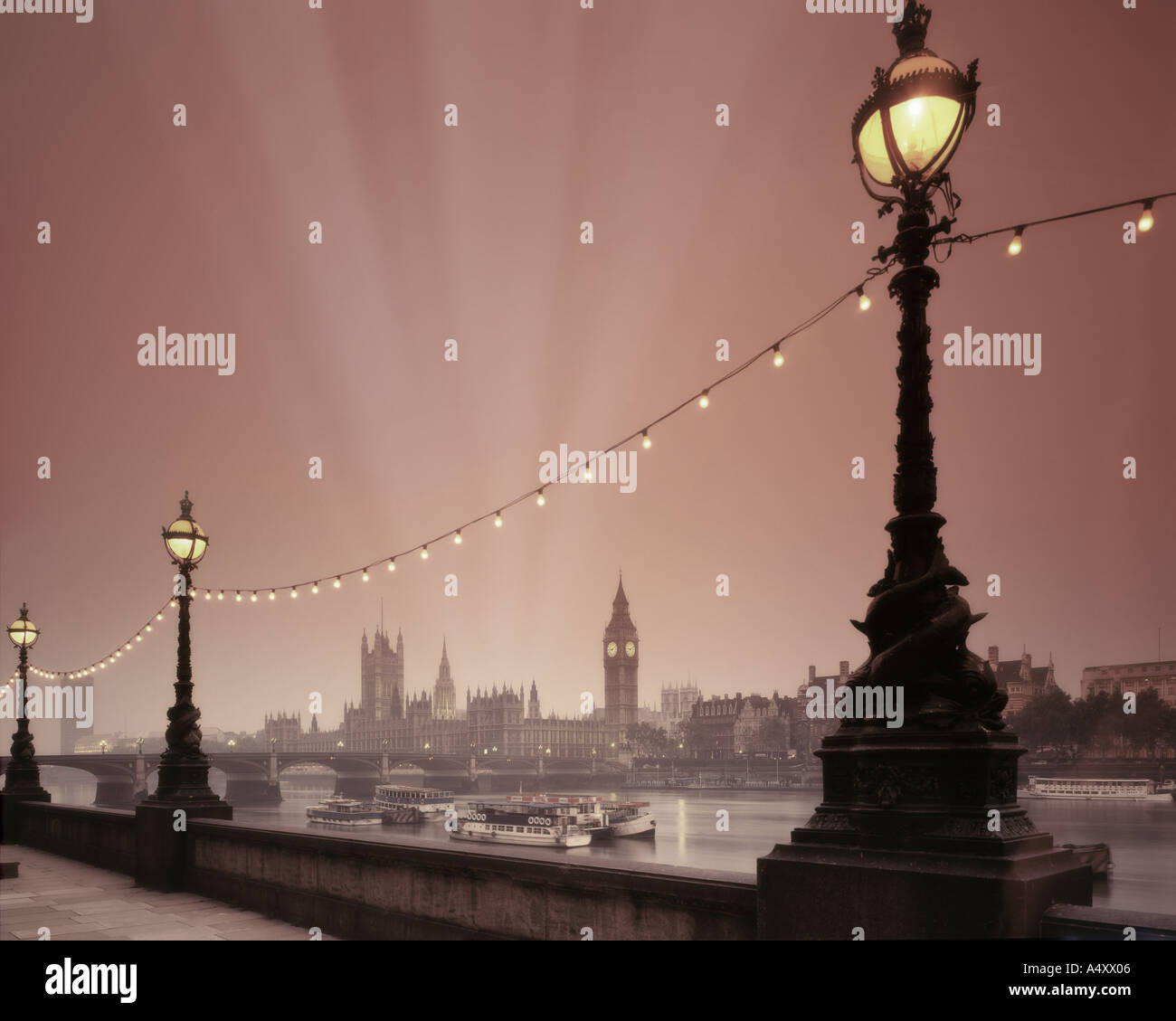 GB - LONDON: Westminster - Stock Image