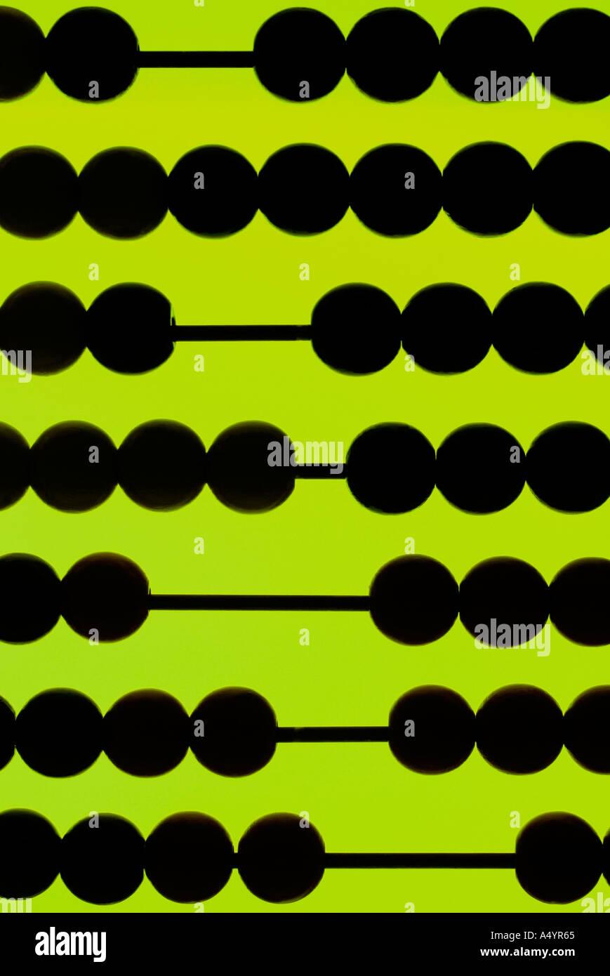 abacus Abakus Stock Photo