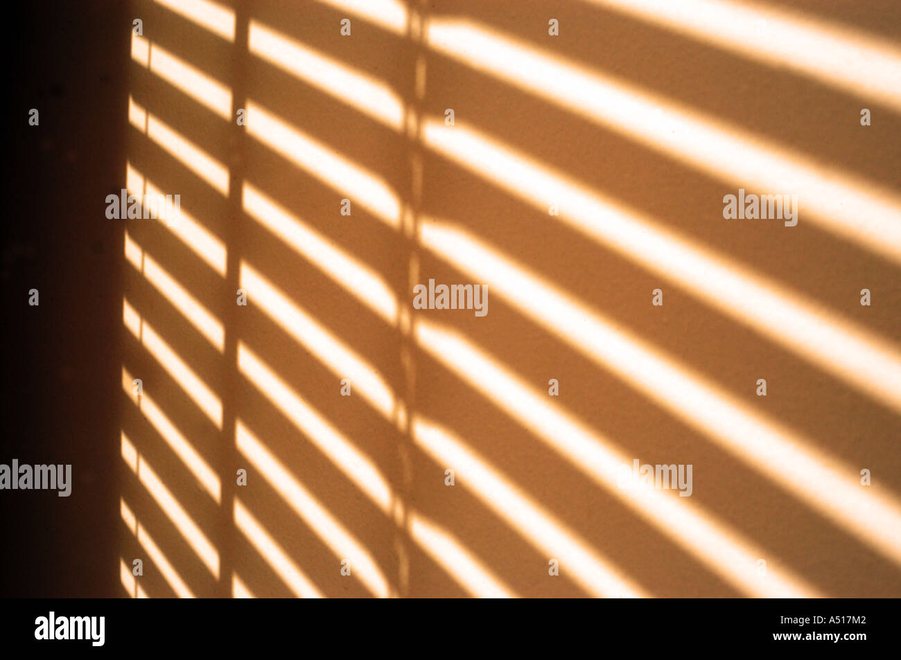 Shadow On Sun Blind High Resolution Stock Photography And Images Alamy