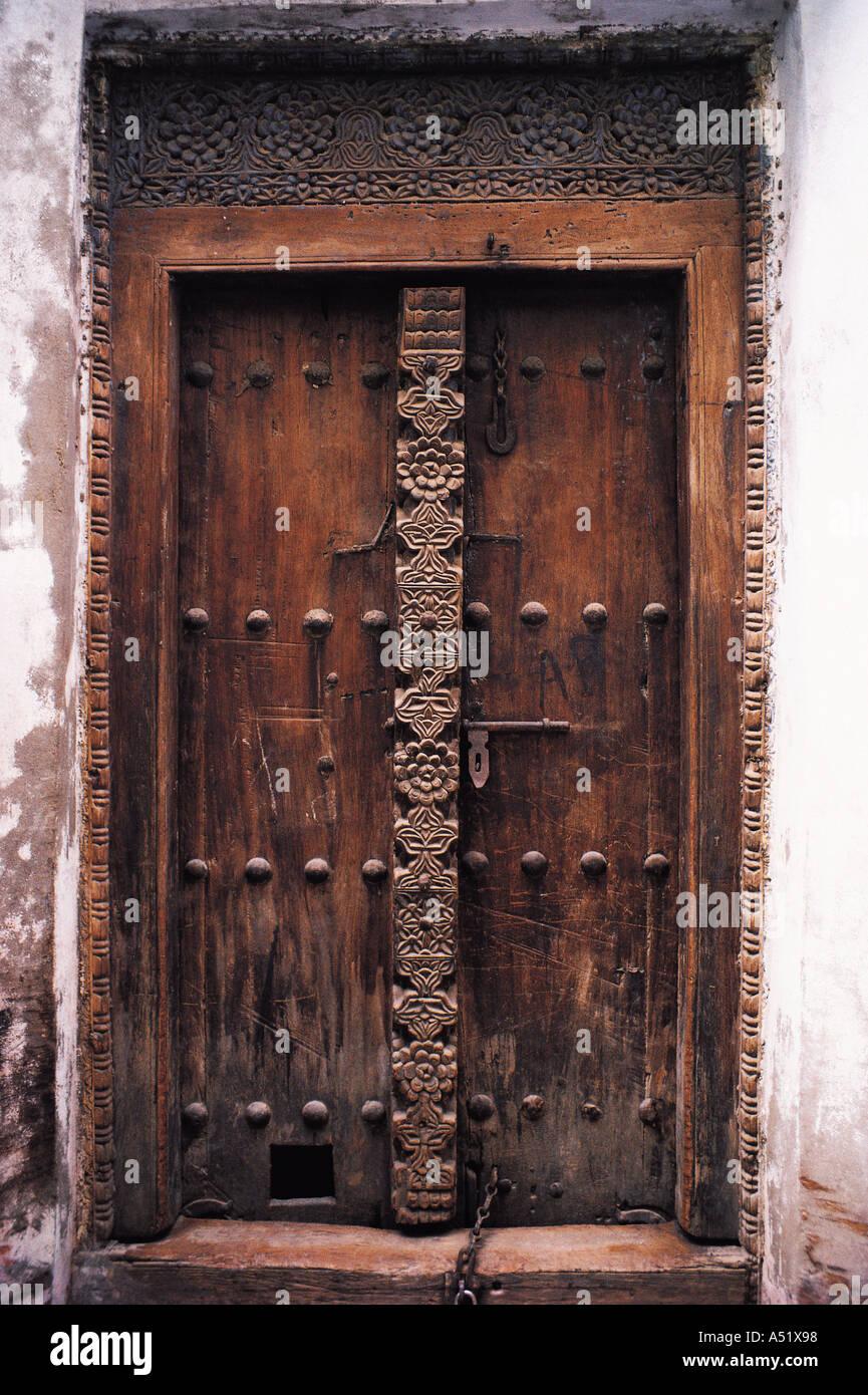 Lamu Doors Kenya