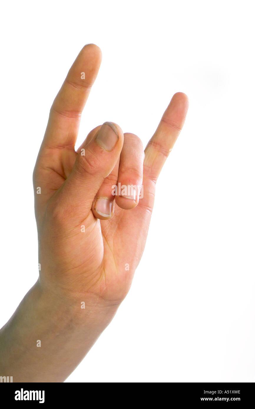 Devil Hand Stock Photos Devil Hand Stock Images Alamy