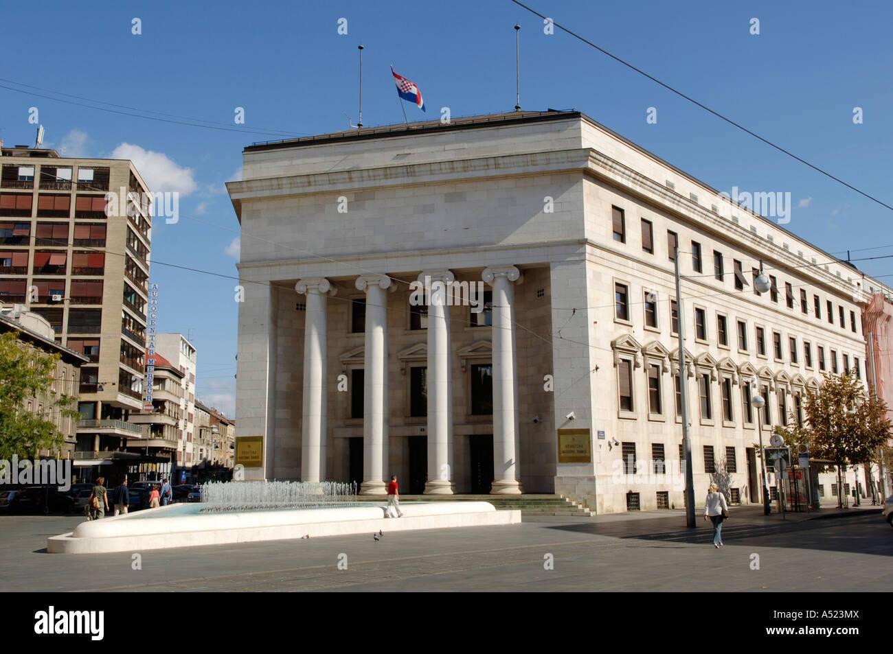 Hrvatska Flag Stock Photos Hrvatska Flag Stock Images
