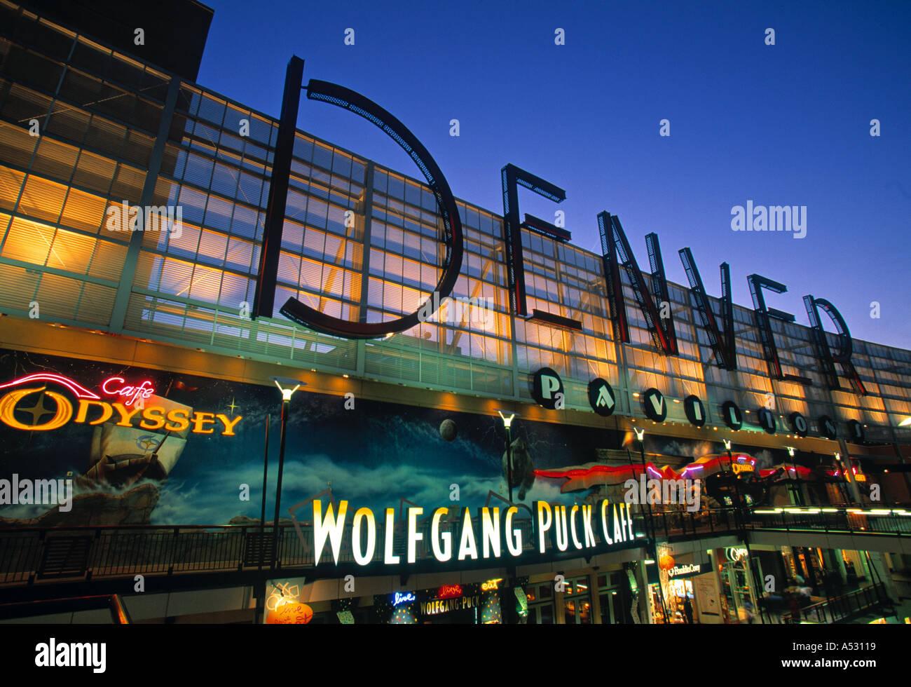 Shopping Mall, Denver, Colorado, USA Stock Photo: 340249 ...