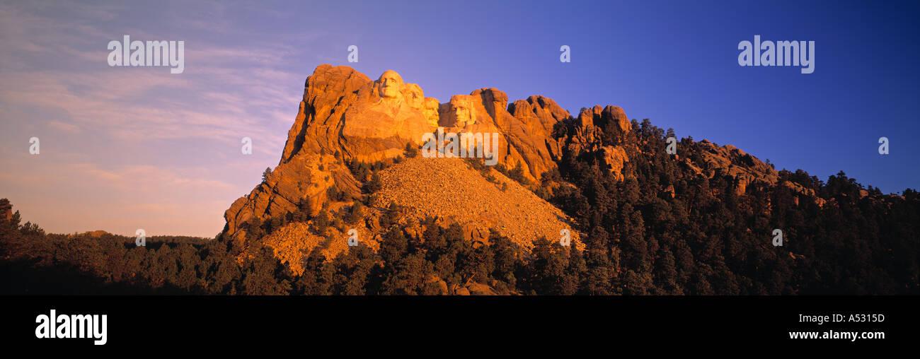 Mount Rushmore, South Dakota, USA Stock Photo
