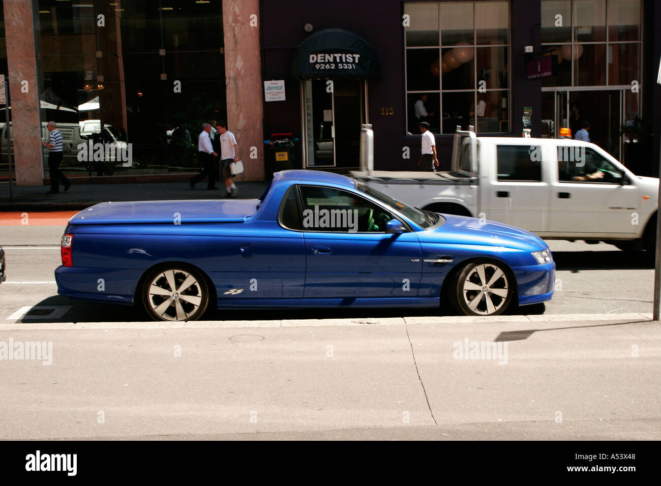 Holden Ute Stock Photos Amp Holden Ute Stock Images Alamy