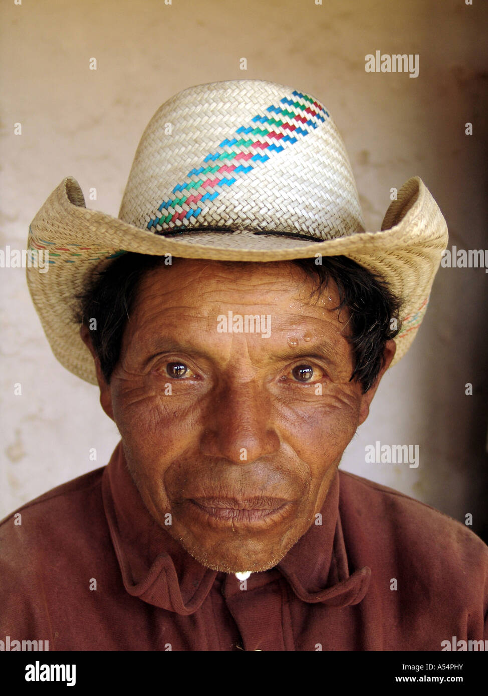 Painet ip1807 honduras old man marcala country developing nation less  economically developed culture emerging market 1340b524979