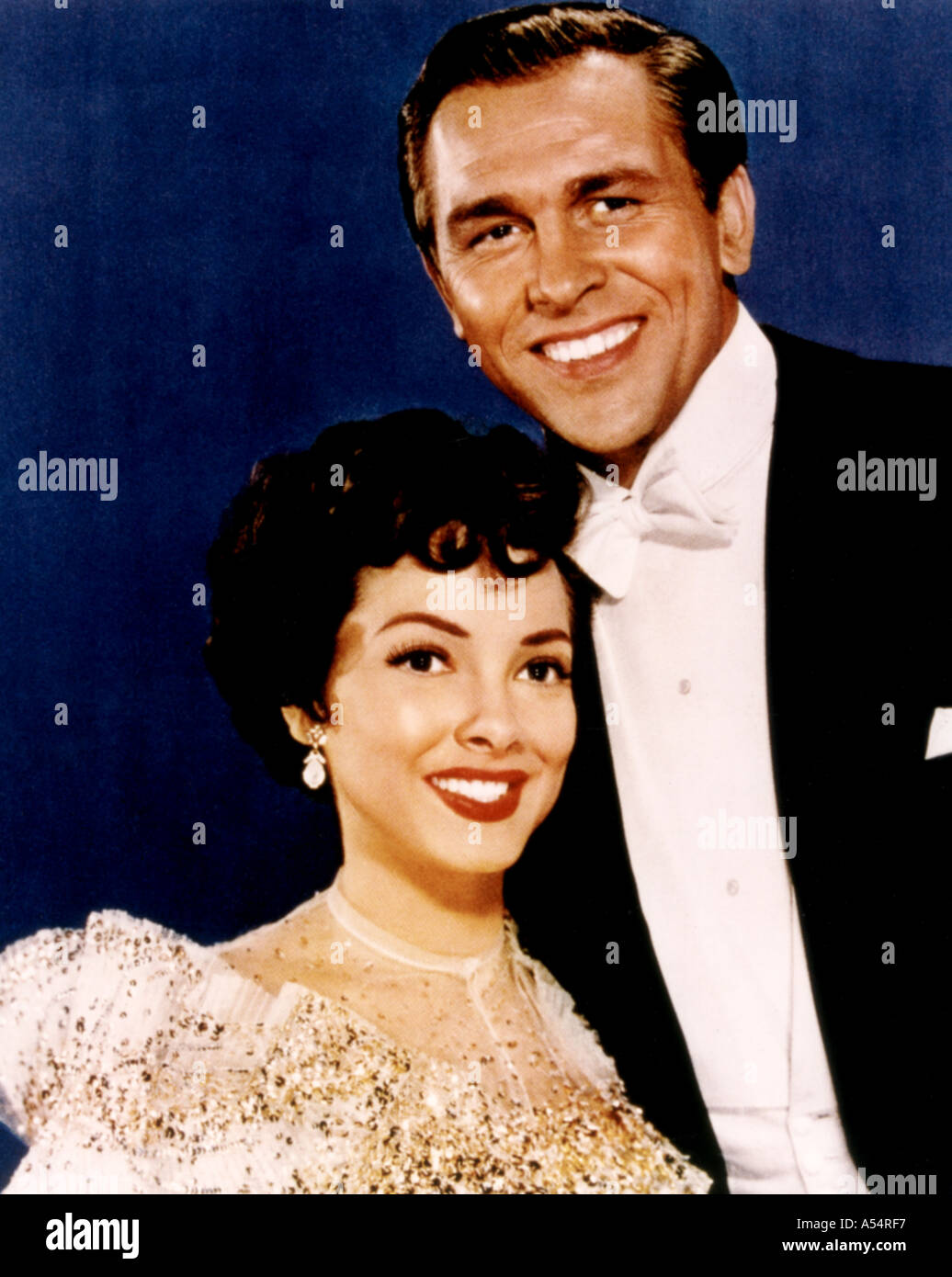 SHOWBOAT 1951 musical with Kathryn Grayson and Howard Keel www pictorialpress com - Stock Image