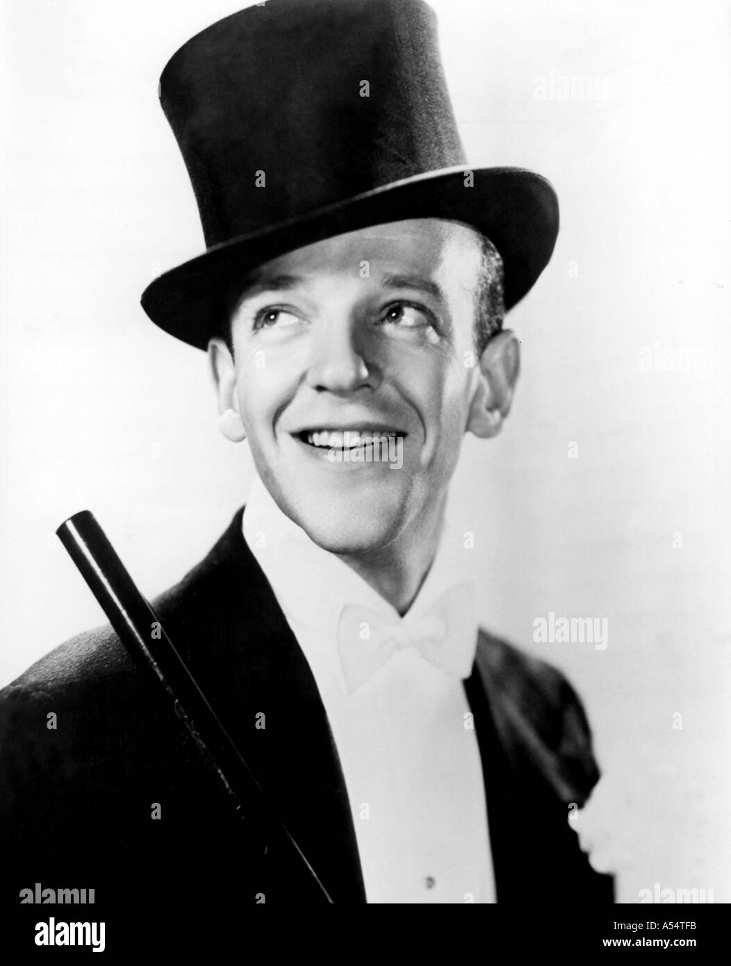 FRED ASTAIRE US actor and dancer 1899 1987 - Stock Image