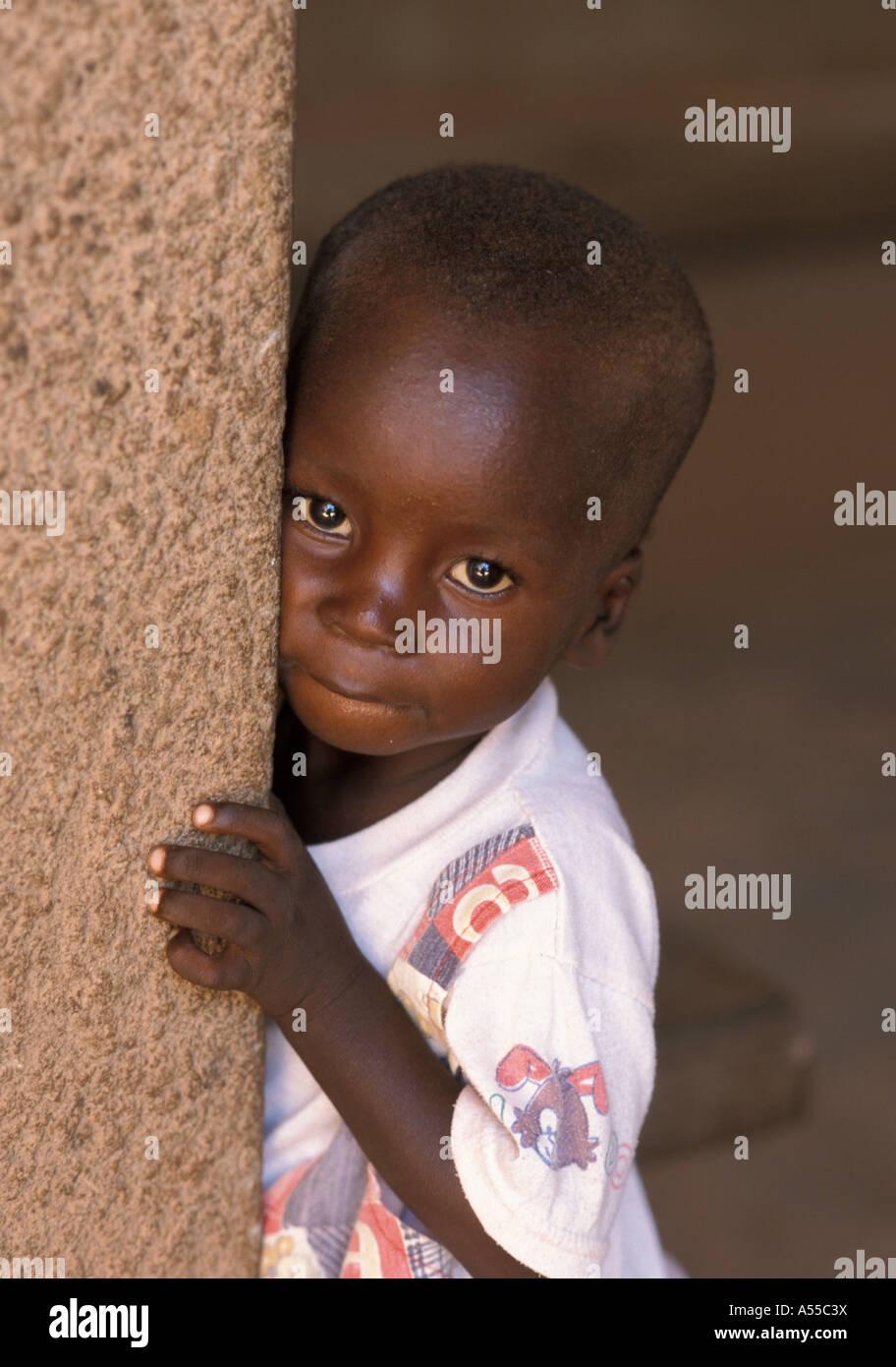 Painet ik0237 burkina faso child ouagadougou country developing nation less economically developed culture emerging Stock Photo