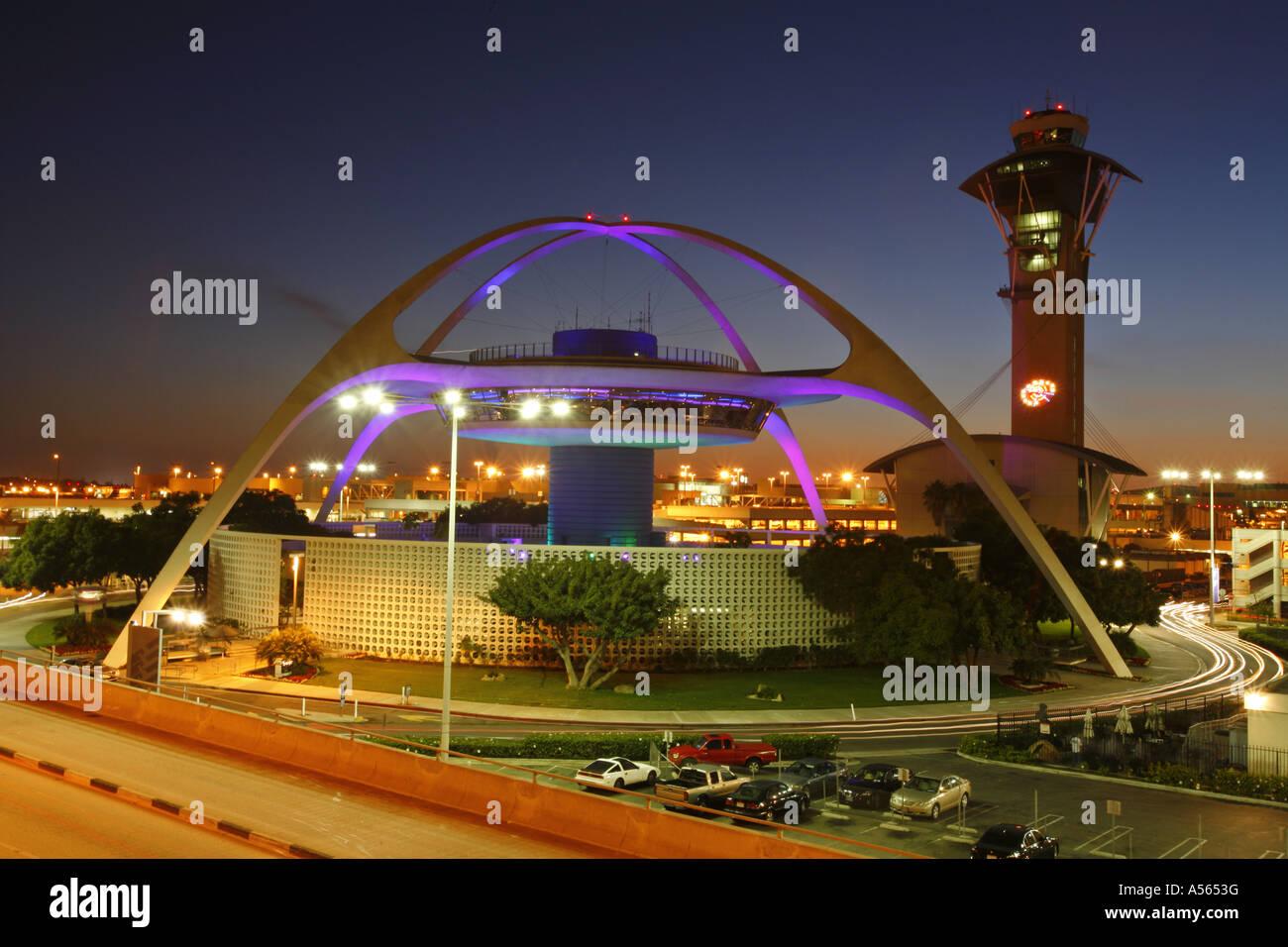 Encounter Restaurant Los Angeles International Airport LAX El Segundo Los Angeles County California United States - Stock Image