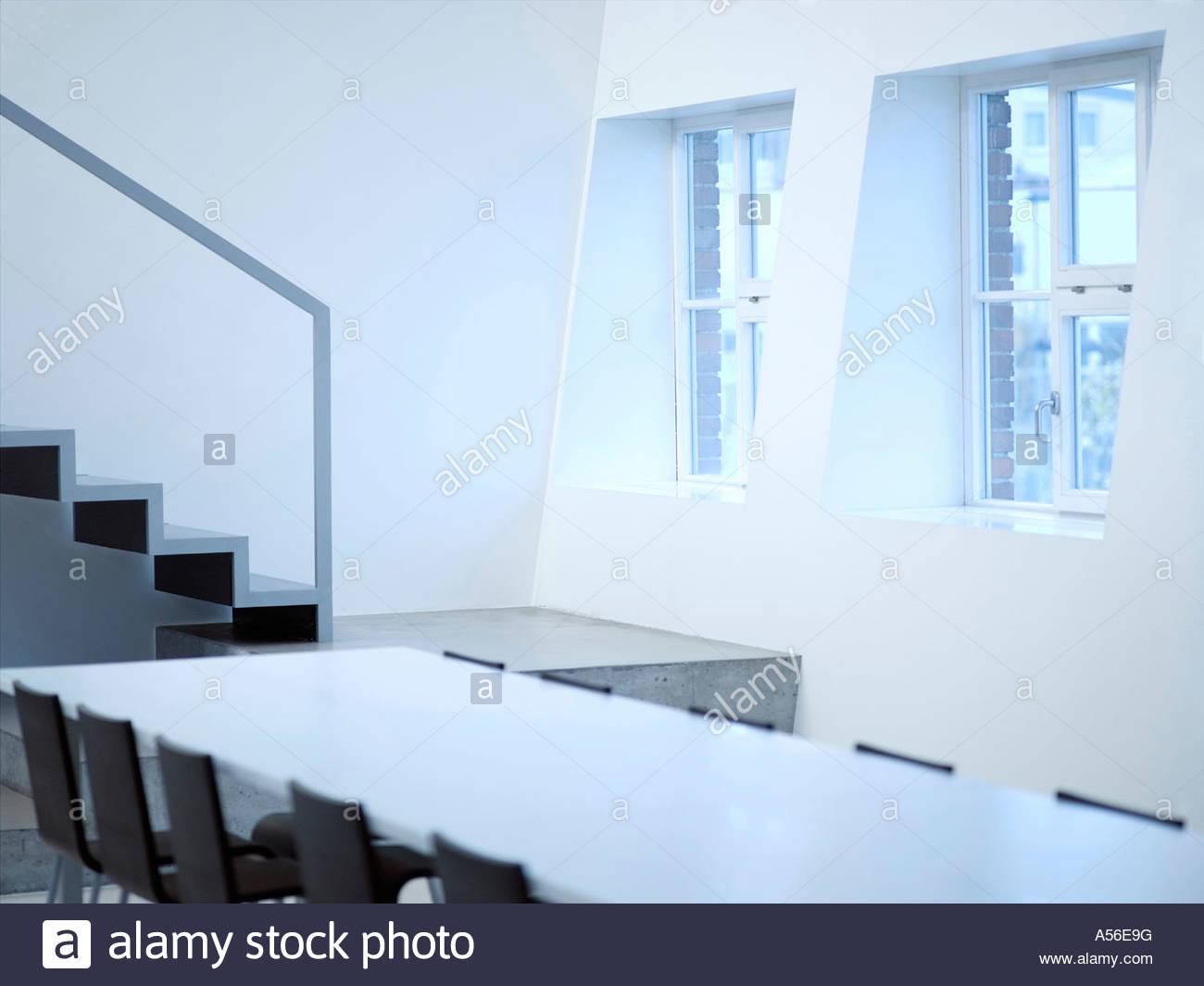 Interior of room - Stock Image