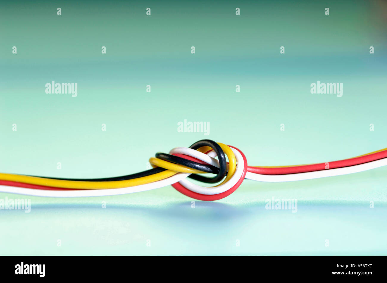 Colored Wires Stock Photos & Colored Wires Stock Images - Alamy