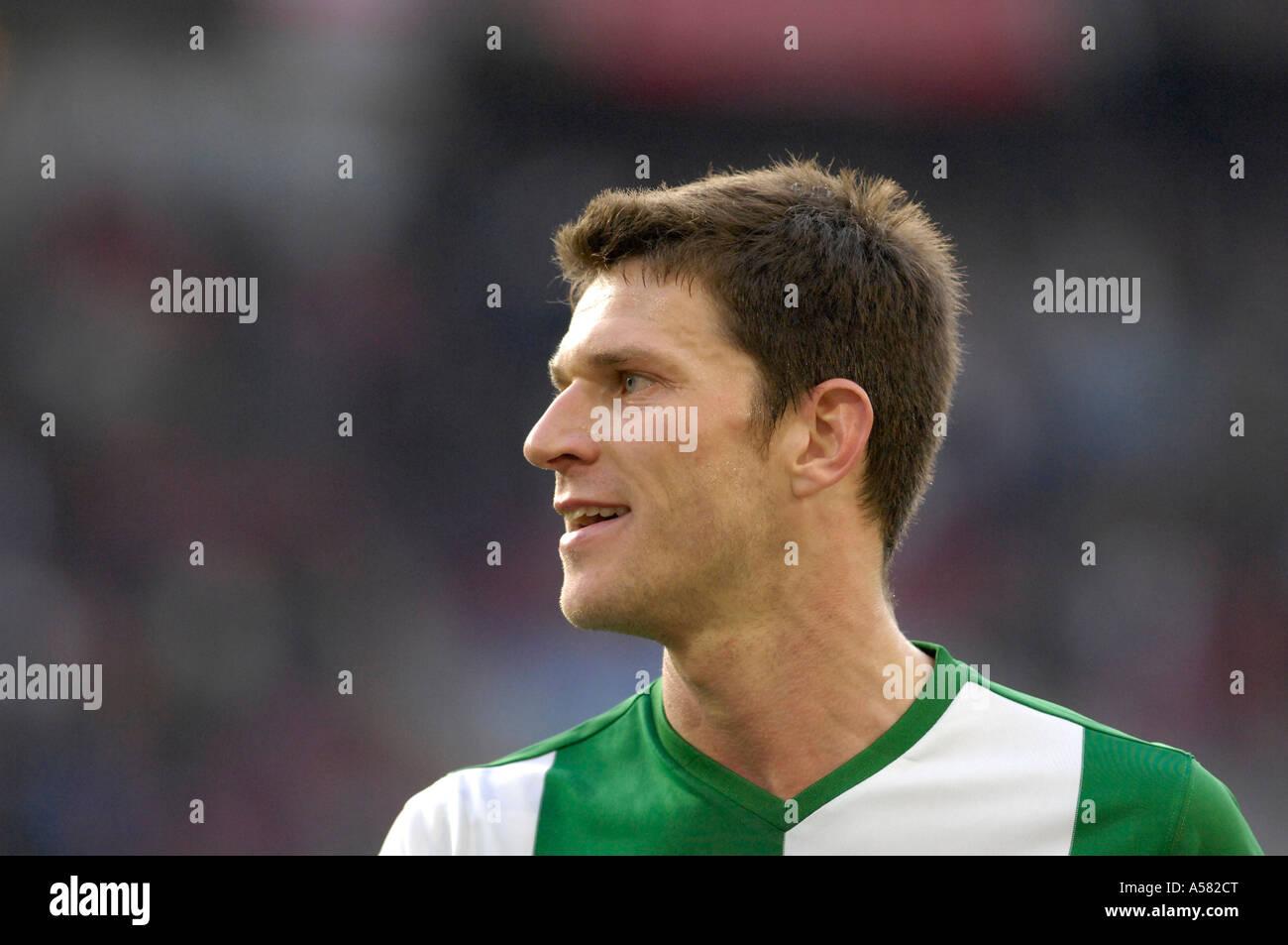 Peter VAN DER HEYDEN VfL Wolfsburg - Stock Image