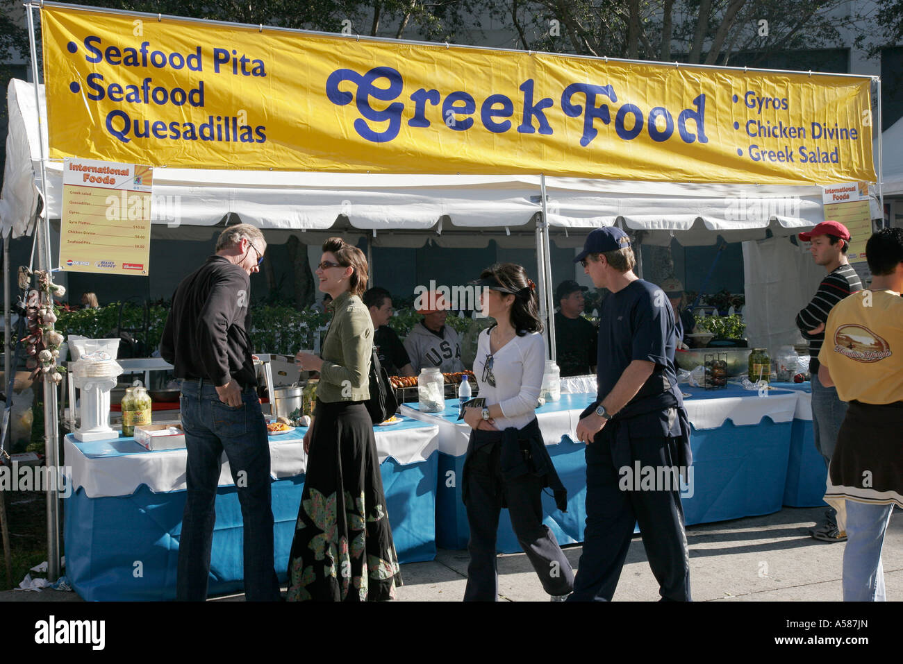 Exhibition Stall Vendors : Seafood stall exhibition food from stock photos seafood stall