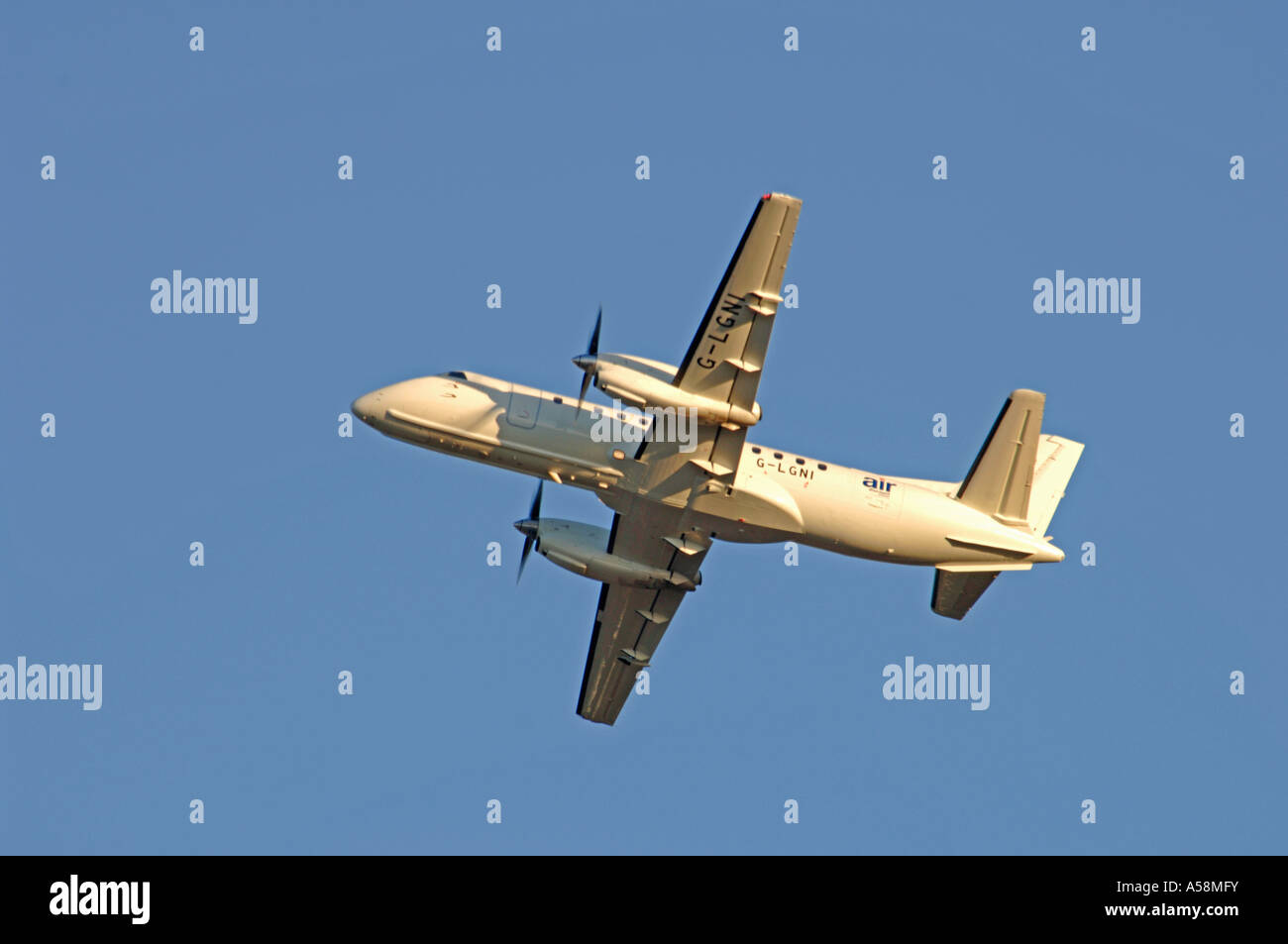 Estonian Air Leasing A Swedish Saab 340