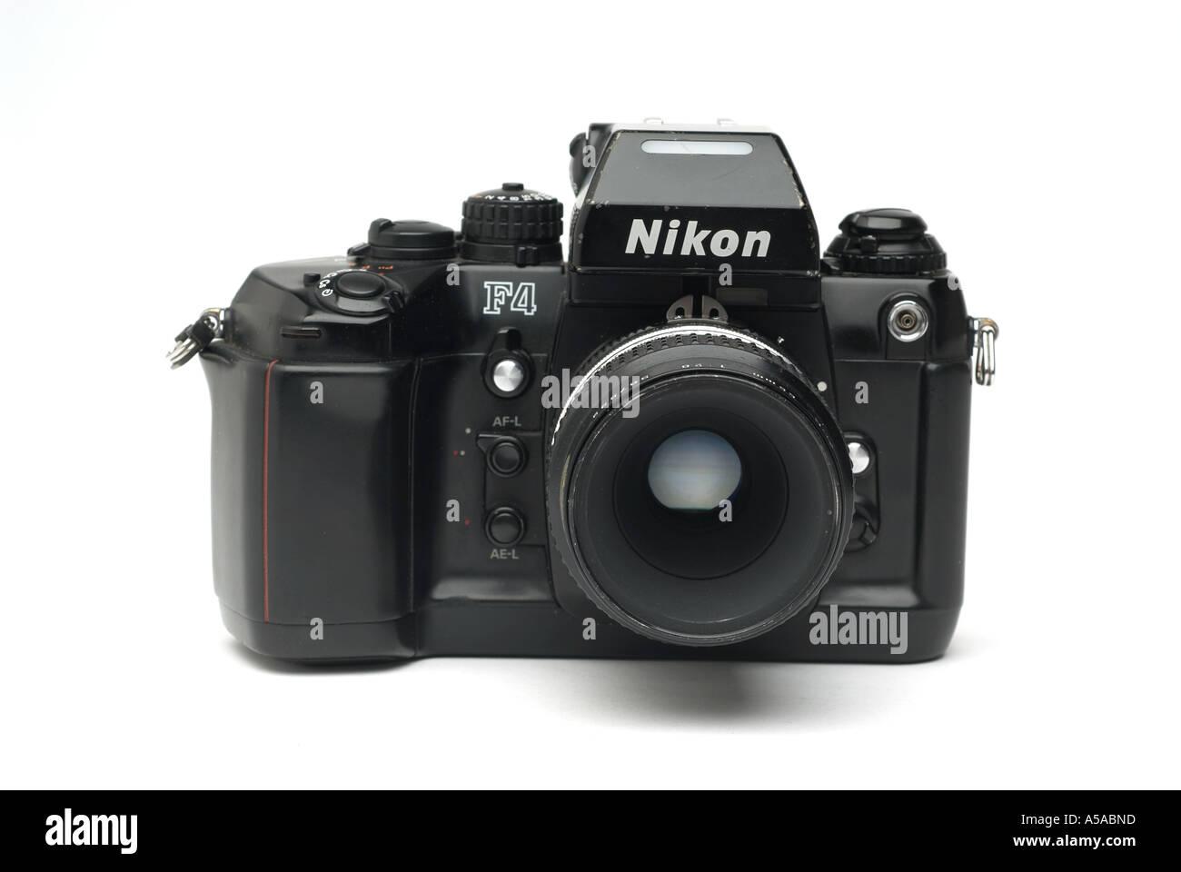 nikon f4 35mm film camera stock photos nikon f4 35mm film camera rh alamy com Nikon 300Mm F4 Nikon 300Mm F4