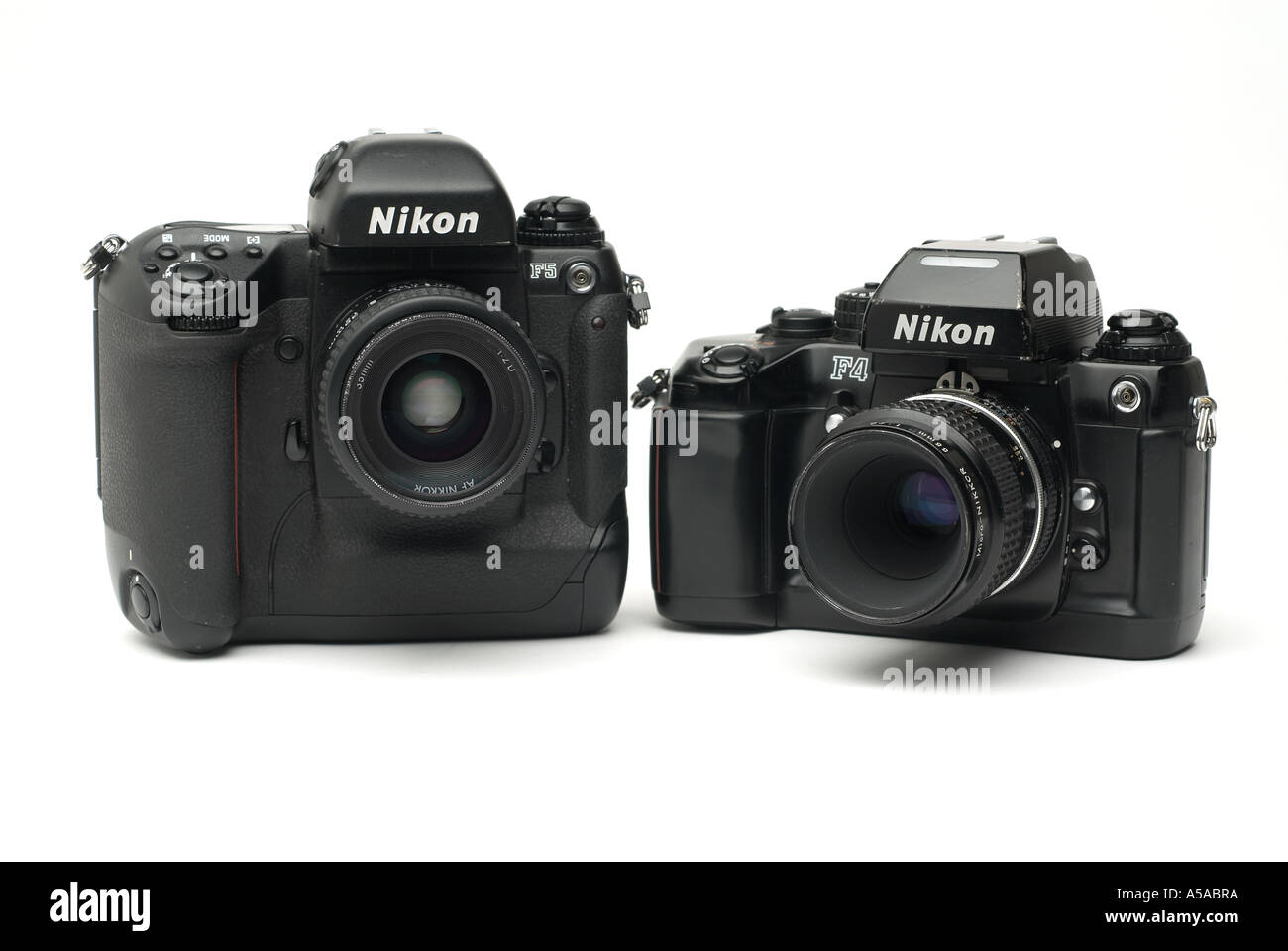 nikon f4 35mm film camera stock photos nikon f4 35mm film camera rh alamy com Nikon F4 Viewfinder Display Nikon F6
