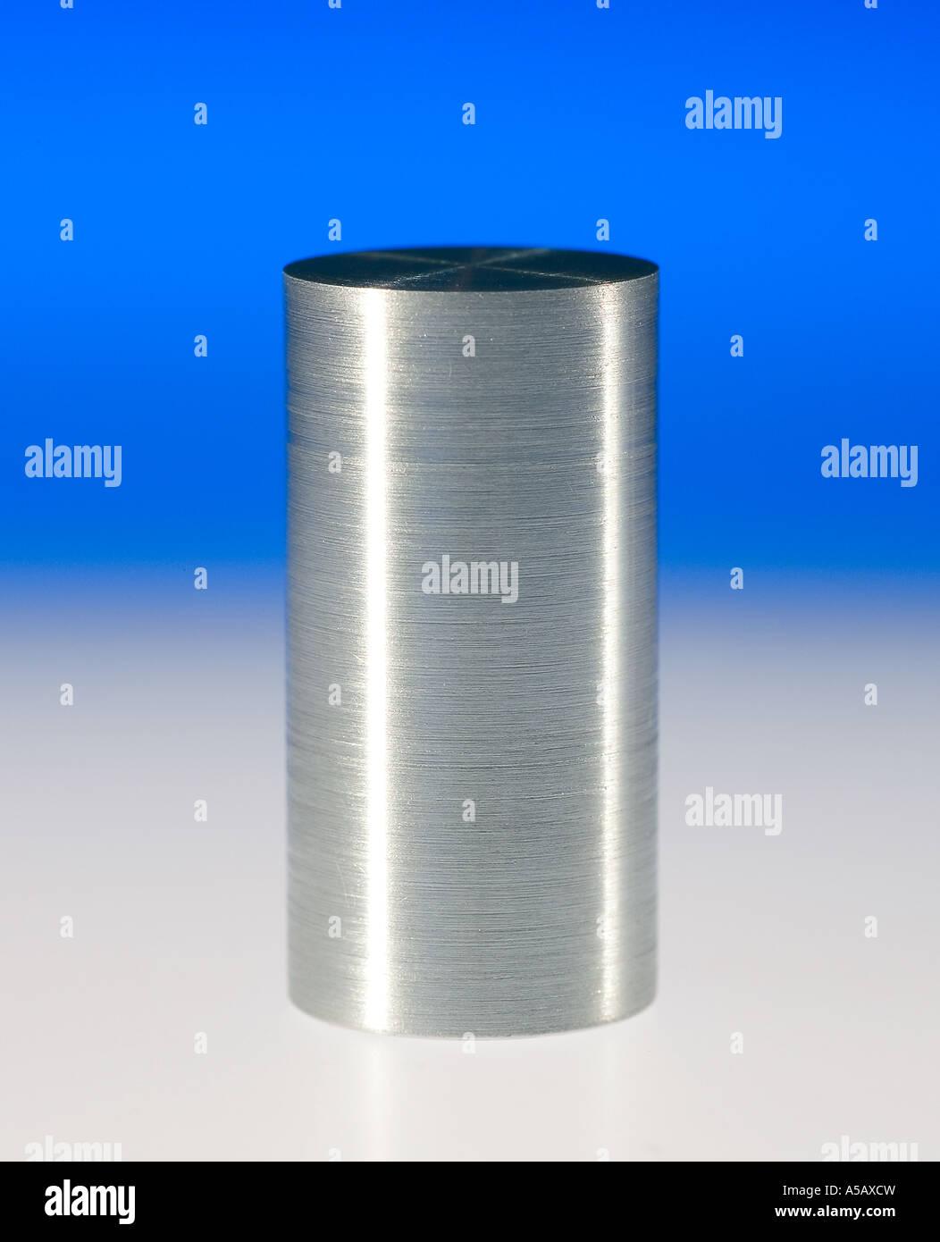 Elemental Aluminium - Stock Image