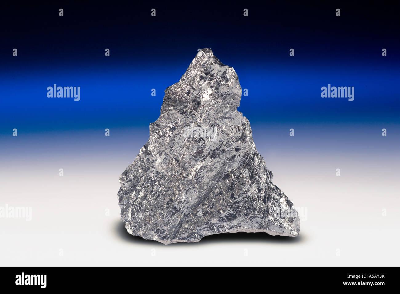 Elemental Silicon - Stock Image