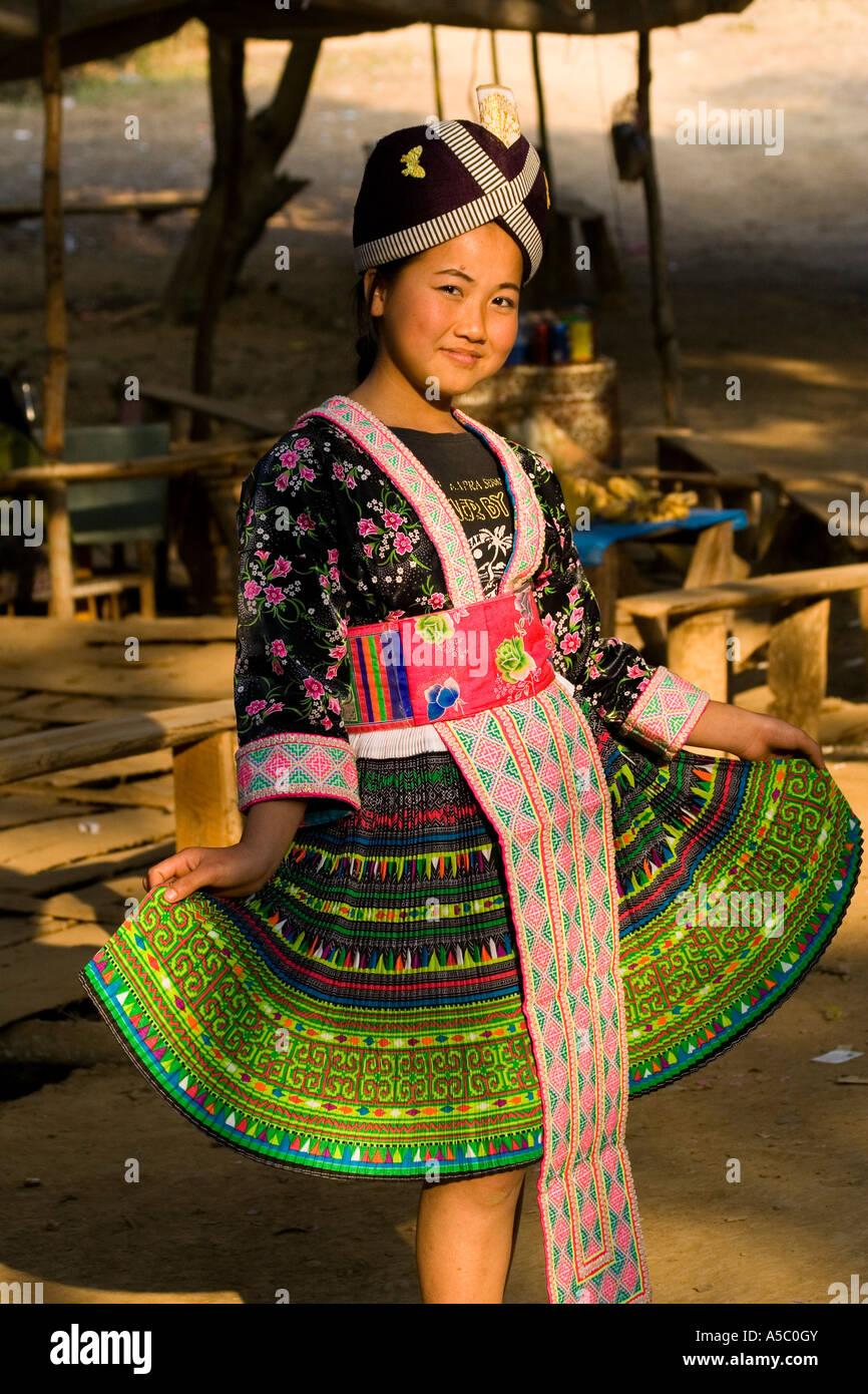 Hmong Girl Dress