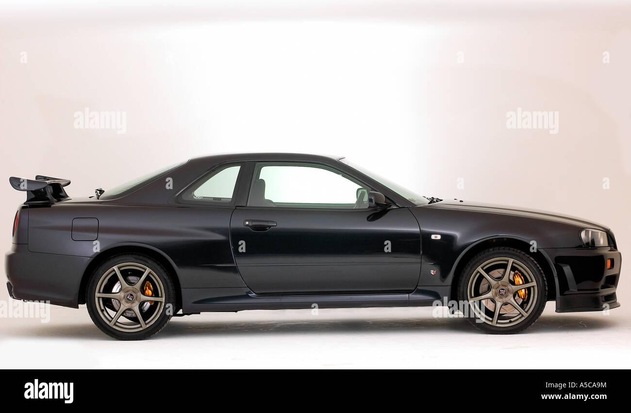 1999 Nissan Skyline GTR 34