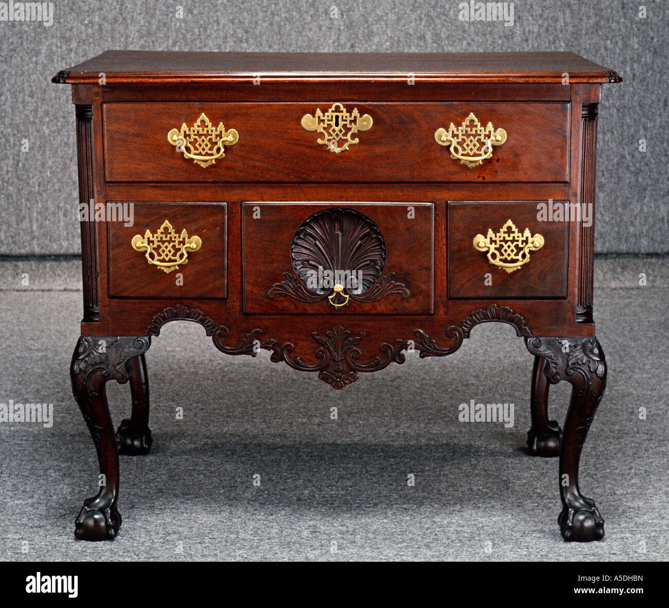 Chippendale Furniture Stock Photos Chippendale Furniture Stock