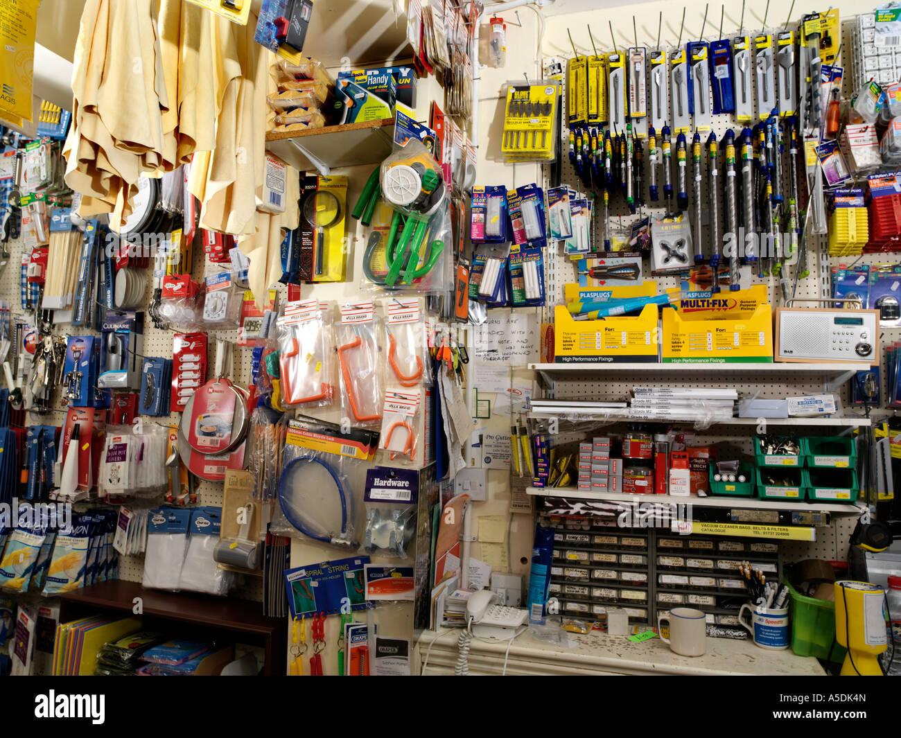 Hardware Shop Stock Photos & Hardware Shop Stock Images - Alamy