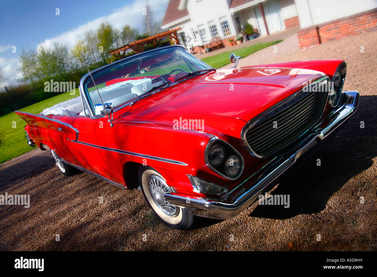 Chrysler1 - Stock Image