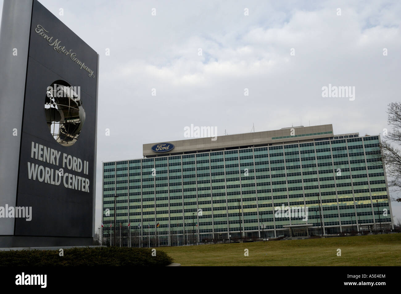 Address Of Ford Motor Company Headquarters Impremedia Net