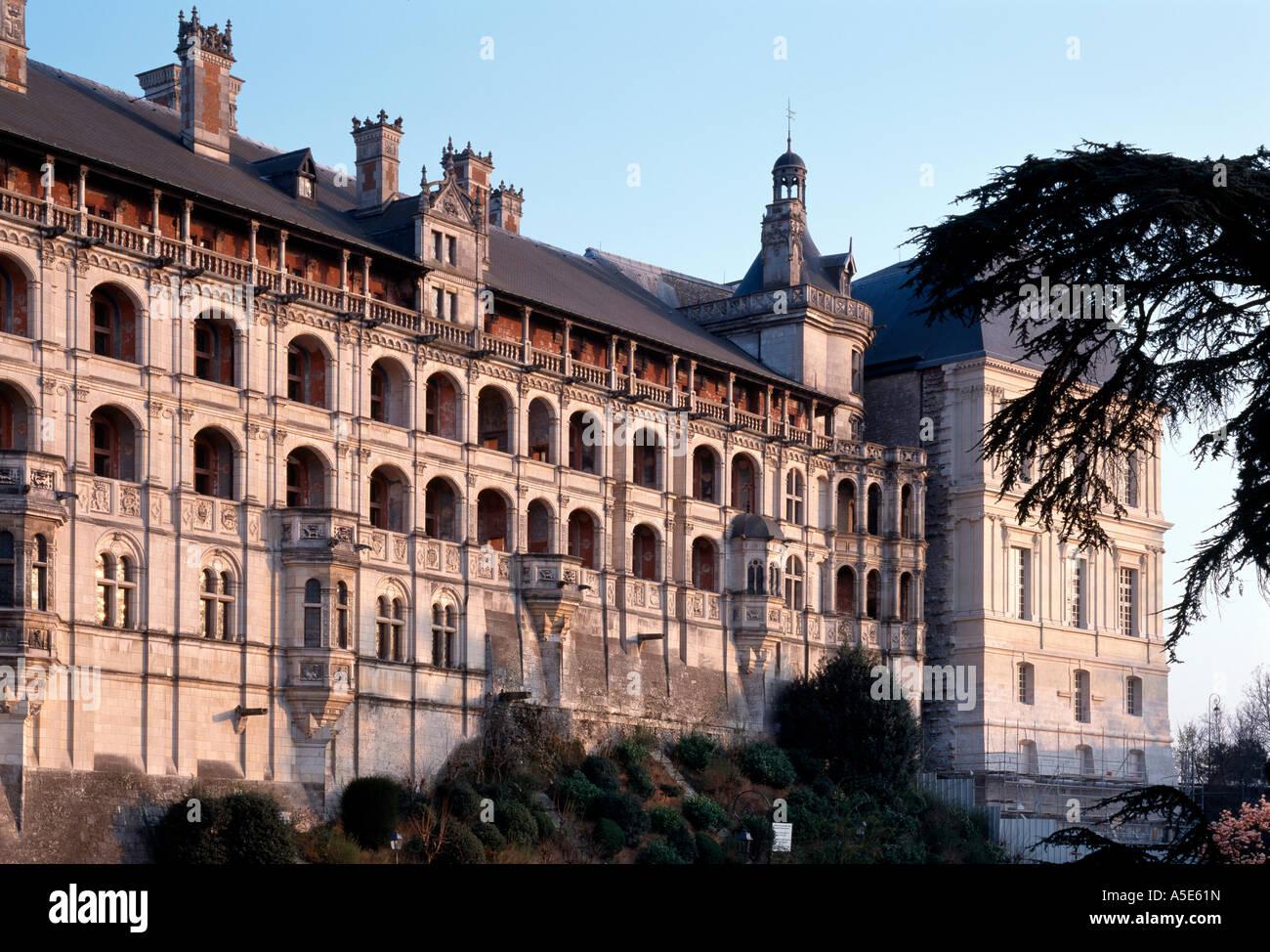 Schloss Blois unter König Ludwig XII. (German Edition)
