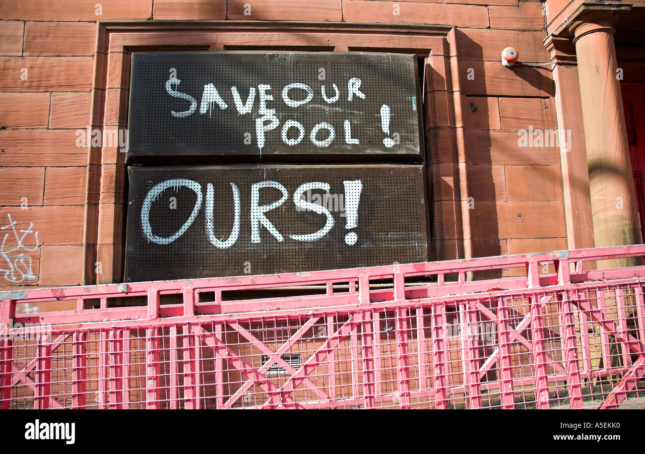 Govanhill stock photos govanhill stock images alamy - Glasgow city council swimming pools ...