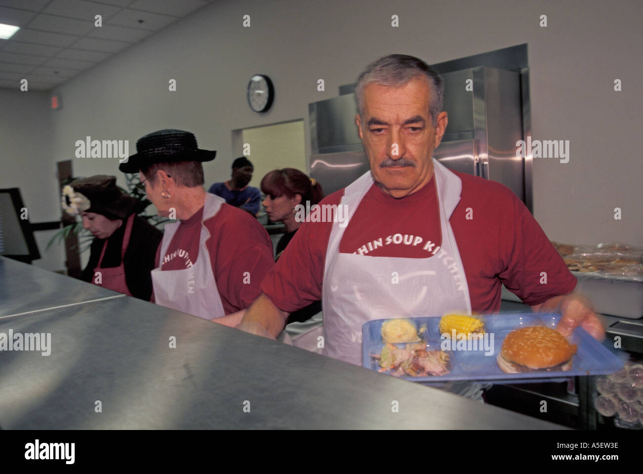 Soup kitchen volunteer detroit mi besto blog for Soup kitchen detroit