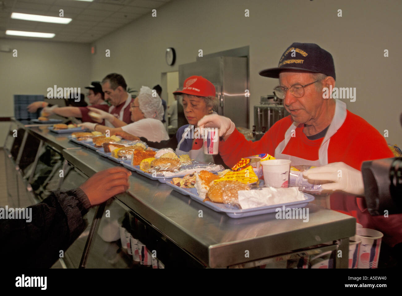 Volunteer Detroit Soup Kitchen