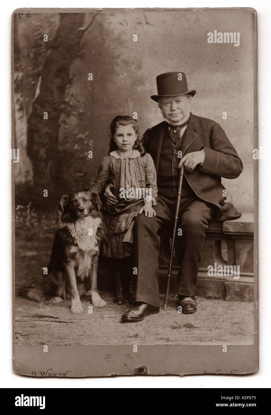 Victorian Family Portrait High Resolution Stock Photography And Images Alamy