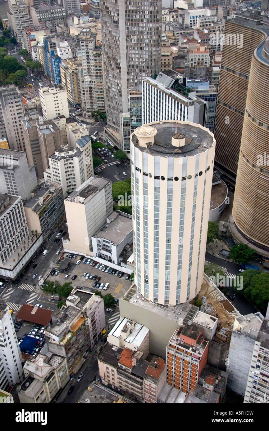 The Hilton Hotel In Sao Paulo Brazil Stock Photo Alamy