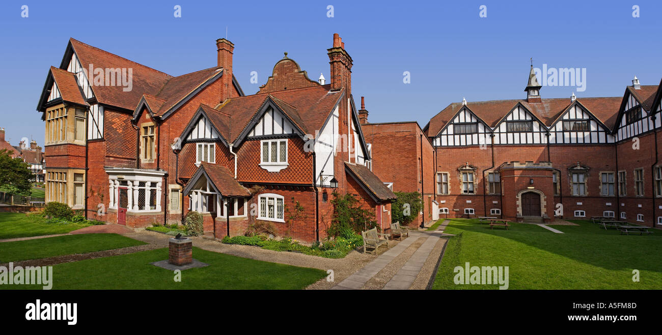Walter Rothschild Zoological Museum at Tring - Stock Image
