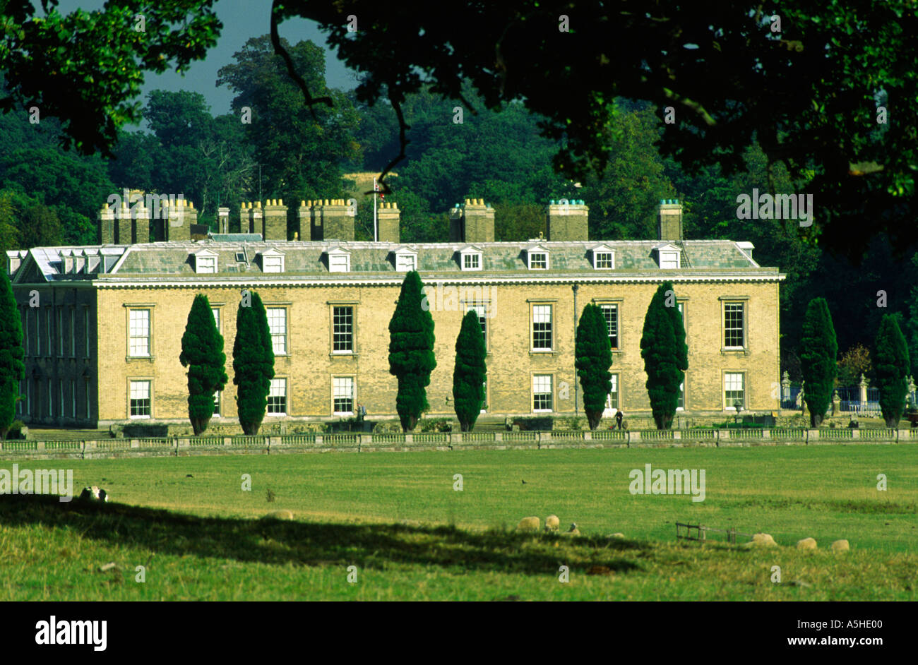 Where Is Princess Diana Buried Althorp Stock Photos Amp Althorp Stock Images Alamy