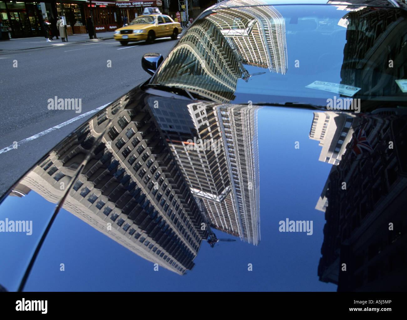reflection-of-random-house-building-at-i