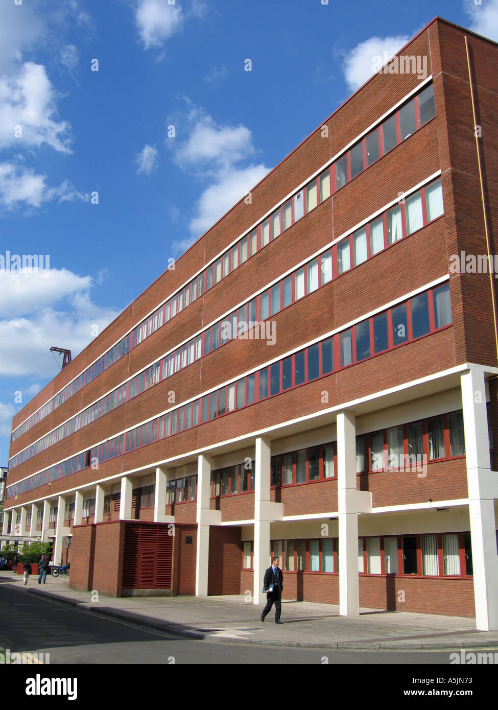 Materials Science Centre The University of Manchester UK - Stock Image