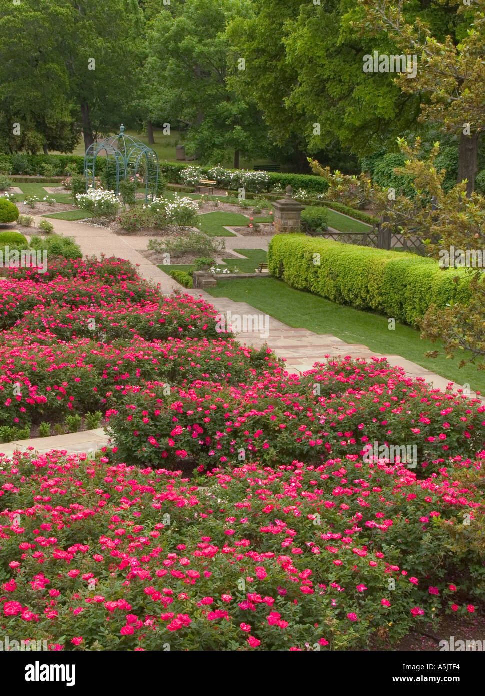Fort Worth Botanical Garden Stock Photos & Fort Worth Botanical ...