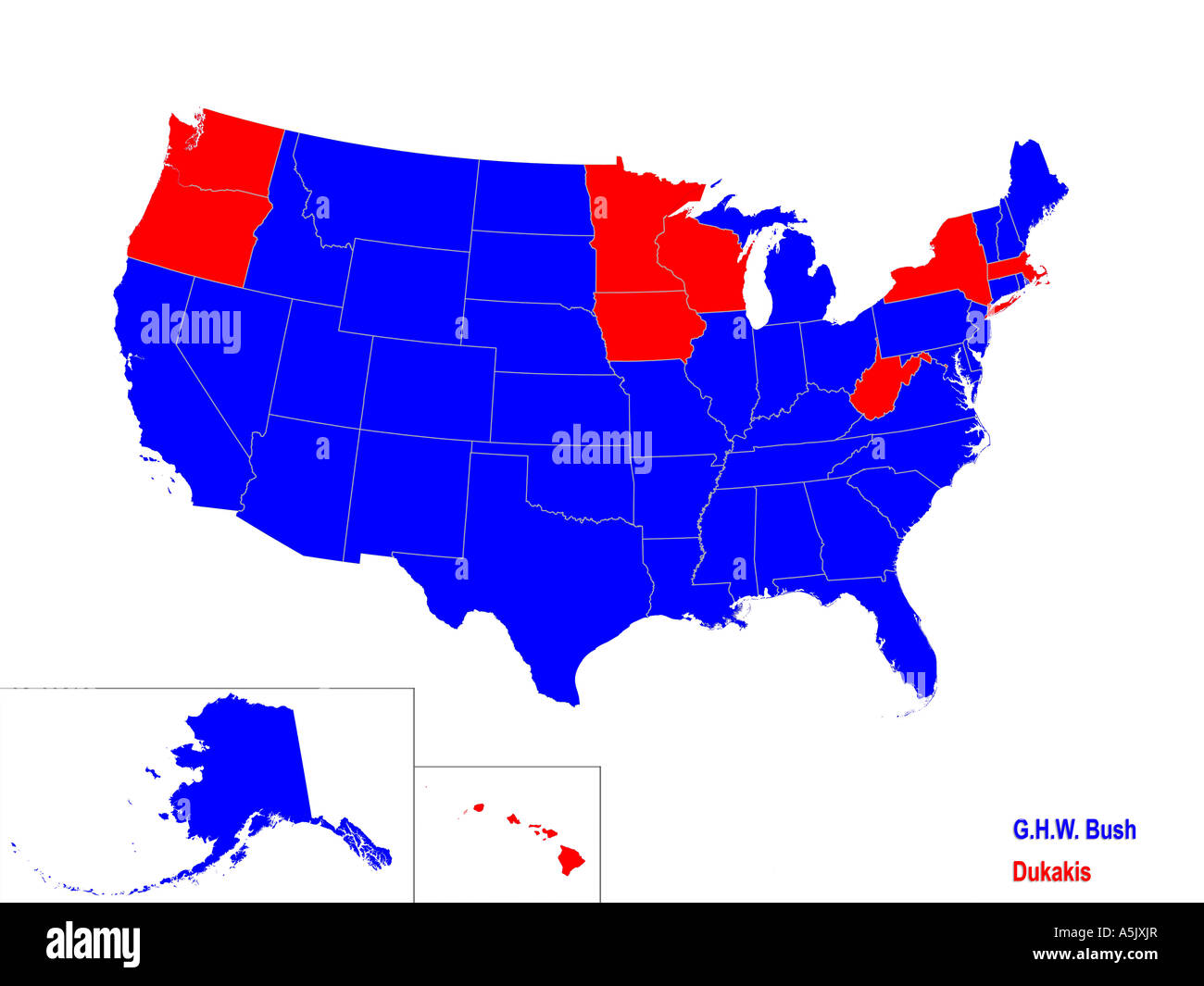 1988 United States presidential election