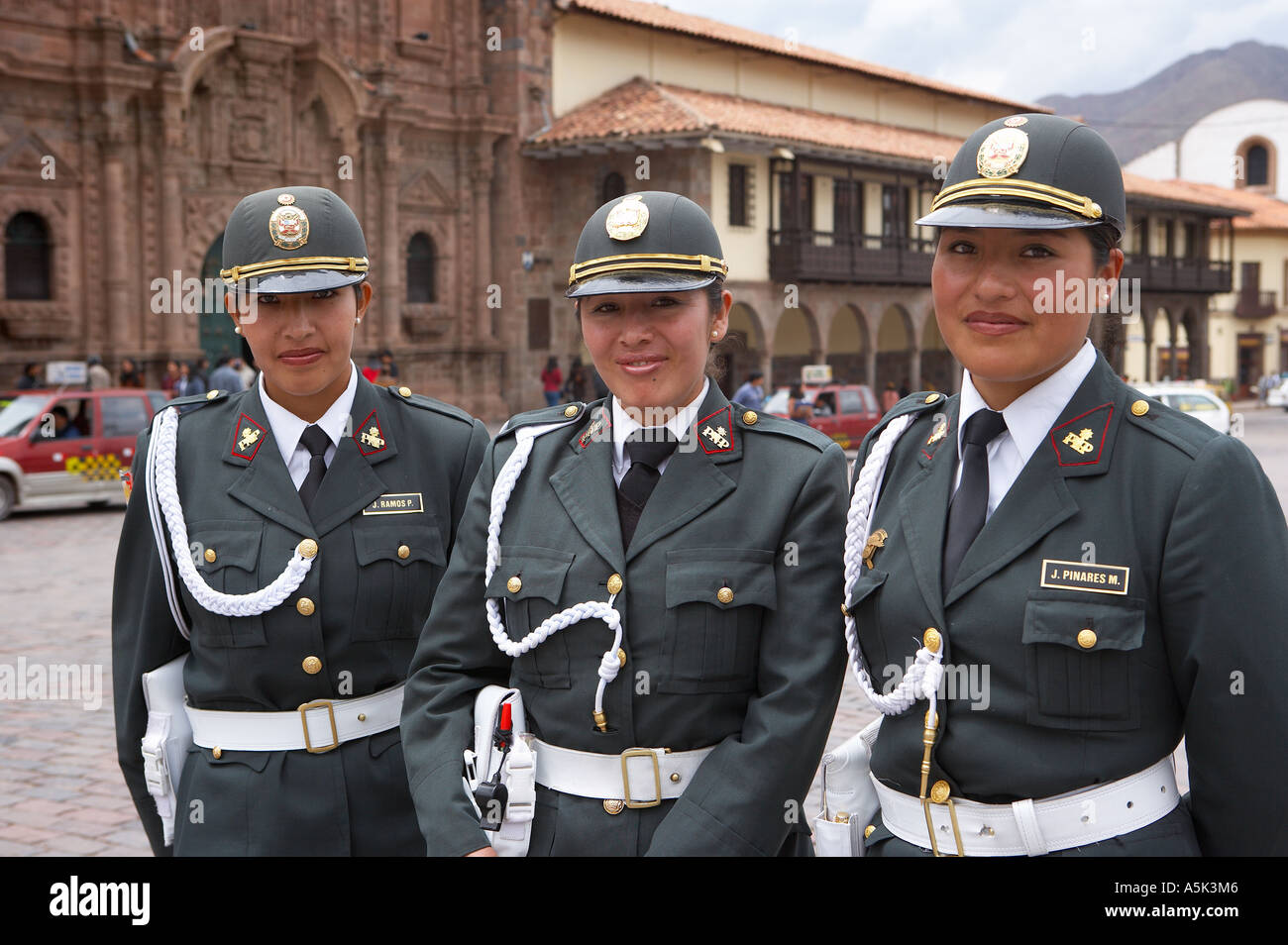 Policewomen High Resolution Stock Photography And Images Alamy