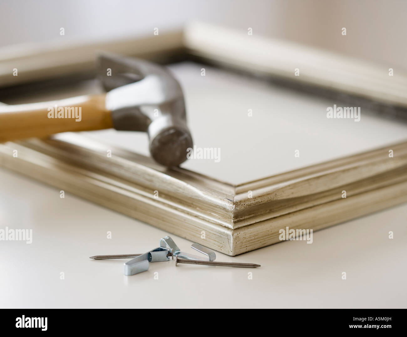 Framing Hammer Stock Photos & Framing Hammer Stock Images - Alamy
