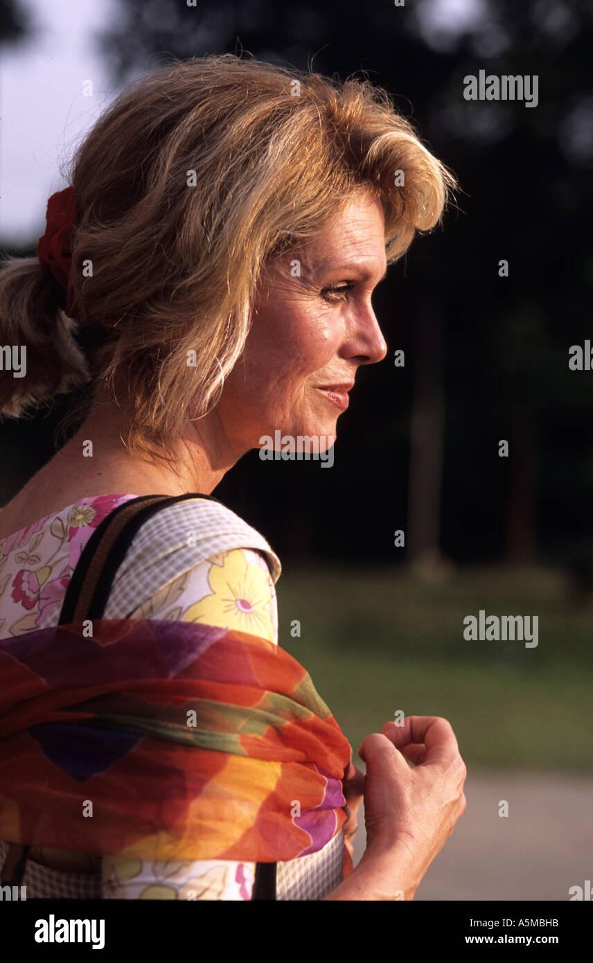 Older Actress Stock Photos Older Actress Stock Images Alamy