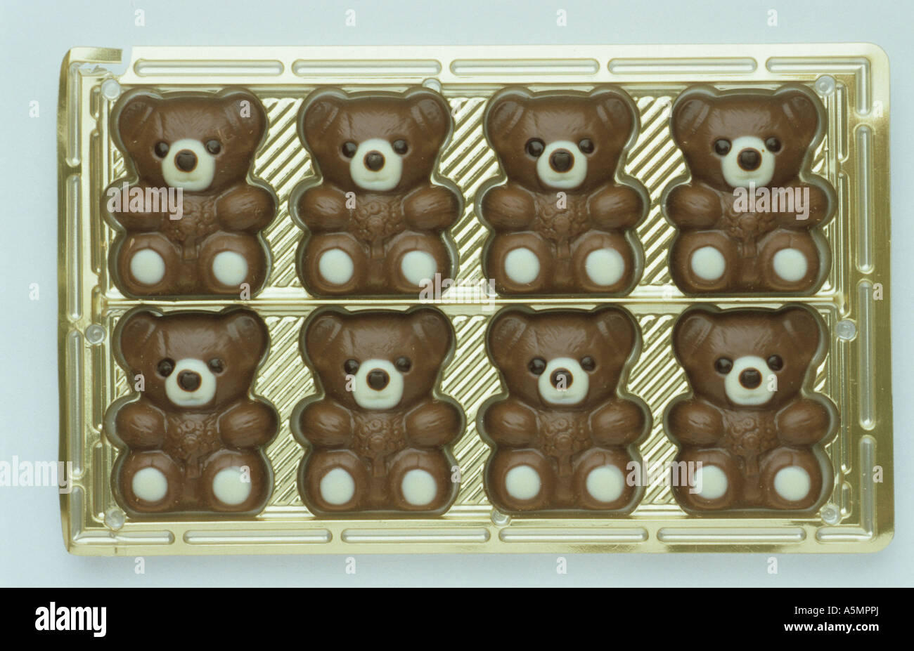 Schokolade chocolate Lebensmittel Nahrungsmittel Nahrung food generi alimentari alimentazione nutrizione Süßigkeiten - Stock Image