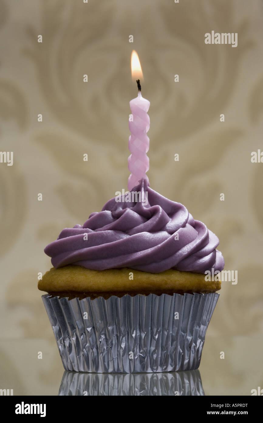 Cupcake Candle Stock Photos Amp Cupcake Candle Stock Images