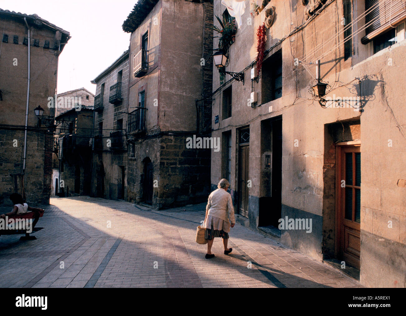 Capital Of Rioja wine capital rioja stock photos & wine capital rioja stock images