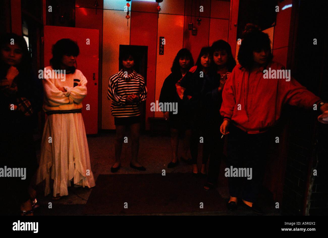 Teen girls in New Taipei