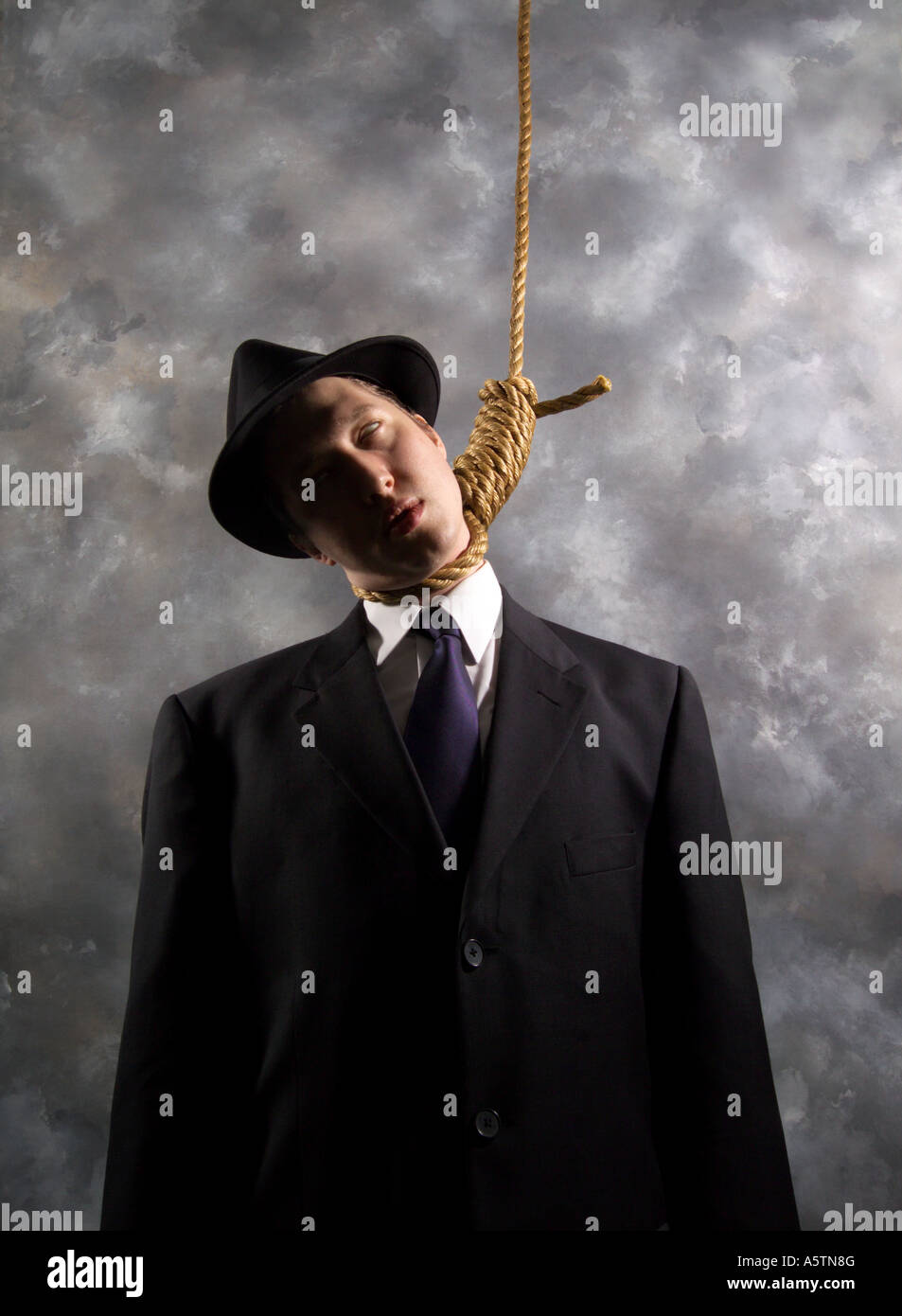 The Hanged Man Predictive Tarot Card Meanings: Hanged Man Stock Photos & Hanged Man Stock Images
