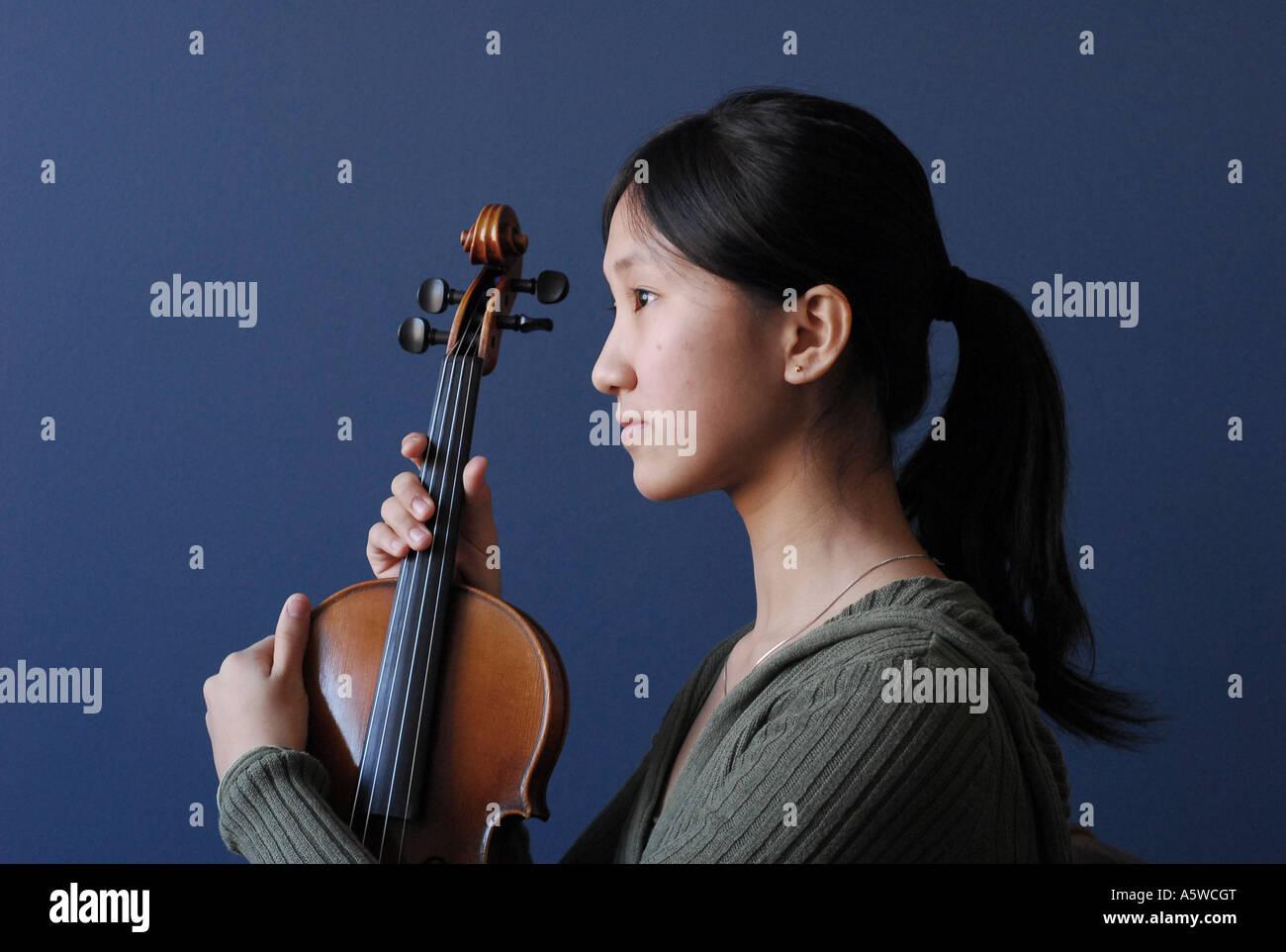 Pretty asian girl photo
